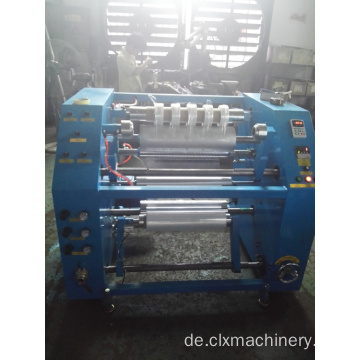 Cling Film Slitter Maschine