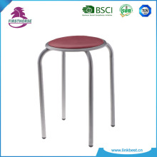 practical round folding iron stool dc-601