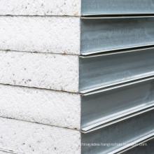 High Efficiency Fireproof Insulated Rock Wool Reusable Sandwich Panel