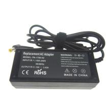 Carregador de bateria do portátil de 19V 3.42A para BENQ