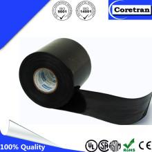 Ruban adhésif à haute tension de PVC d'emballage de tuyau