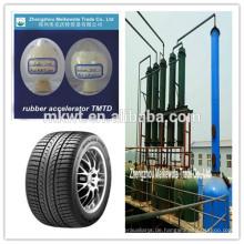 Accelerator TMTD (CAS-NO.:137-26-8) für Europa Chemikalien Händler