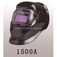 Máscara facial de solda elétrica
