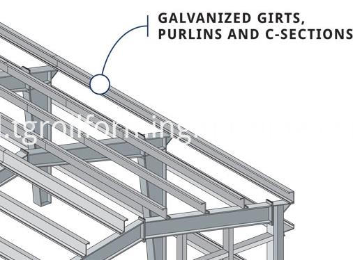 Automatic C Purlin Roll Forming Machine Price