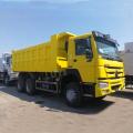 Howo Sinotruk 6x4 10 Wheels Dump truck
