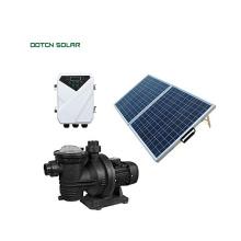 Solar Swimming Pool Pump Brushless DC Swimming Pool Pump System