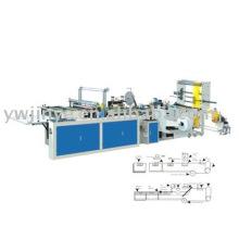 Máquina para fabricar bolsas multifunción