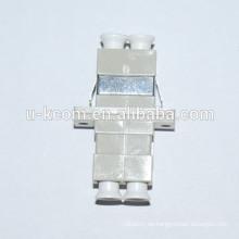 MM Duplex LC Glasfaser-Adapter