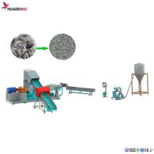 Máquinas de peletización de bolsas tejidas PP
