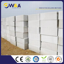 (ALCB-100)China Light Weight Concrete ALC Wall Panel and Block for Building Construction
