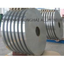 Feuille de câble en aluminium pour condensateur électrique