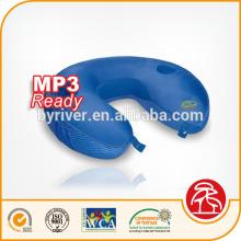 Almohada de masaje música vibrante conexión MP3/Iphone