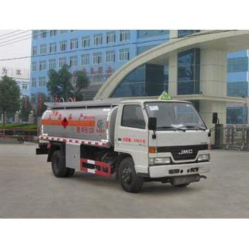 JMC 4X2 4-5CBM Mini Fuel Tanker Truck