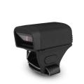 Mini scanner de código de barras portátil sem fio Bluetooth