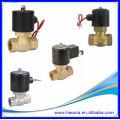 Válvula de solenóide do gerador de vapor de bronze AC220V