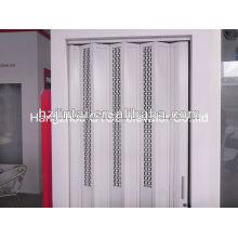 OTSE Porte pliante en aluminium pour cabine d'ascenseur