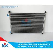 Refrigerador Equipo de refrigeración Condensador de coche para Civic 01