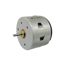 Brushes Starter Motor | Brushed Permanent Magnet Motor | ESC Motor Brushed