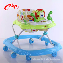 Chinese factory supply baby walker 4 in 1 / cheap baby walkers price