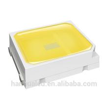 puro branco led smd 2835 emitindo diodo