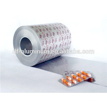 8011 H18 Pharmazeutische Verpackungen Kaltumformung Aluminiumfolie