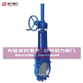 Knife Gate Valve of Pn10 Class150 Connection