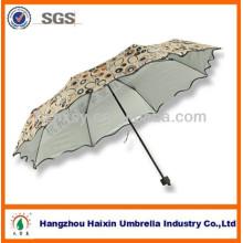 Neue Produkte für 2017 Sonnenschirm Regenschirm mit hübschen Design