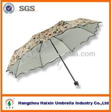 Nouveaux produits pour parapluie parasol 2017 avec joli design