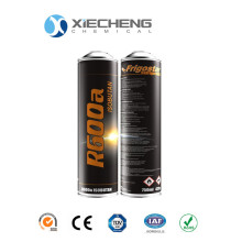 Good Quality for Hydrocarbons R600A high purity Refrigerant R600A small cans export to Mayotte Supplier
