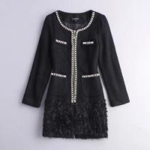 Hohe Qualität Frauen Kleidung Großhandel Frauen Wintermantel