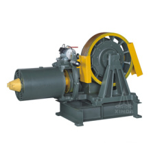 Geared Traction Machine of Elevators (YJ245-B)