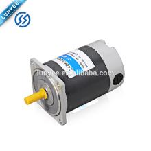 24v 90v 220v 250w 104mm motor cepillado del engranaje de la CC con el engranaje de reducción
