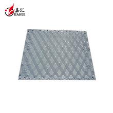 1000mm * 1000mm frp Kühlturm PVC füllen Medien