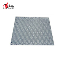 1000mm * 1000mm frp cooling tower pvc fill media