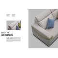 Modern Sectional Sofa, Living Room Fabric Sofa (188)