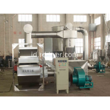 Chemical Chemical Fluid Bed Dryer