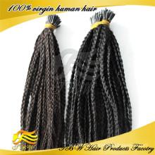 Cabelo humano novo produto eu dica extensões de cabelo trança para mulher moda