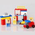 Bloque de construcción más nuevo del juguete de Inteligente del ABS de 43PCS