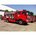 Export to Philippines SINOTRUCK Water Foam Fire Truck