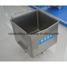Factory Supply Stainless Steel Meat Trolley (200L)