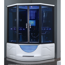 Customized Sliding Glass Door Profile Shower Room