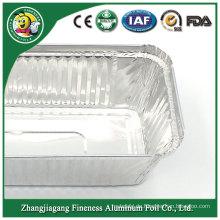 Nützliche heißer Verkauf Aluminium Einweg Fast Food Container