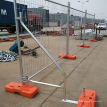 Geschweißte Mesh Temporäre Site Zäune / geschweißte Mesh Temporary Zaun Panels / geschweißte Mesh Temporary Fechten