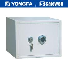 Safewell Bm Panel 300mm de altura Caja fuerte mecánica con cerradura de combinación