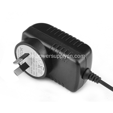 9V 3A AC DC Adapter Klass 2 Transformator
