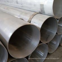 Tuyau en aluminium de grand diamètre 5083 H111 pour le pétrole
