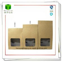 Take Away Food Grade Paper Food Bag