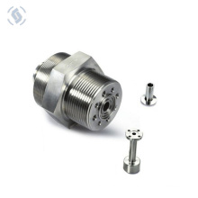 Polishing CNC Machining Service For Small Batch Stainless Steel Parts