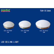 1800lm 20w Surface Mounted Led Ceiling Light / Lamp For Department Store 500lux 1800lm