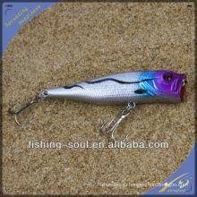 PPL006 10см 15г новый стиль Пластиковые приманки Рыбалка Поппер приманки